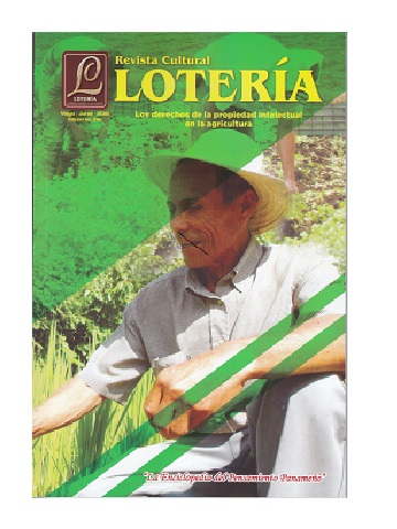 Revista Lotería N°538, mayo-junio 2018