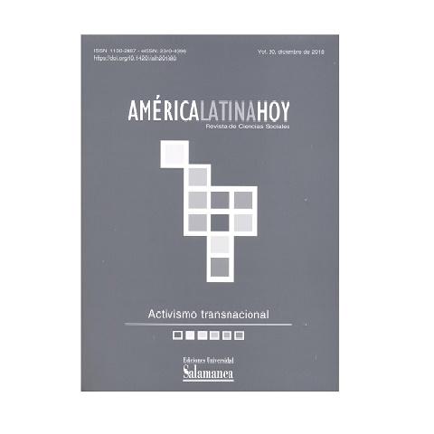 AméricaLatinaHoy. Vol. 78-80, de 2018