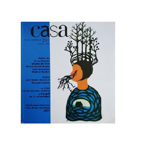 CASA de las Américas. No.291. Abril- Junio/2018.