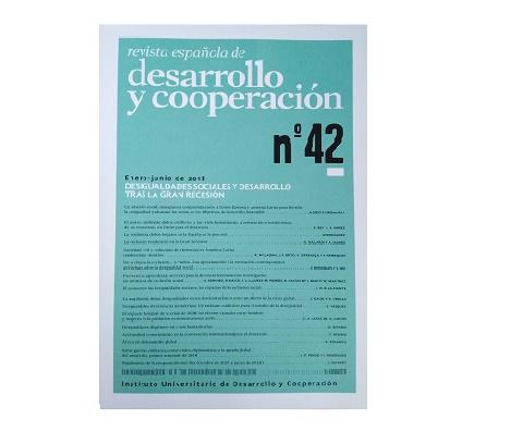 Revista Española de Desarrollo y Cooperación. Nº 42. Enero-Junio de 2018.