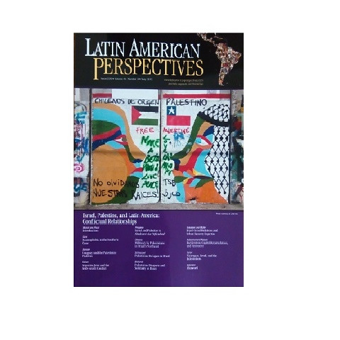 Latin American Perspectives. Vol. 46. No. 3, Mayo 2019.