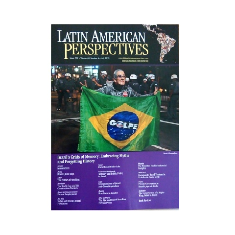 Latin American Perspectives. Vol. 46. Nº 4. Julio 2019.