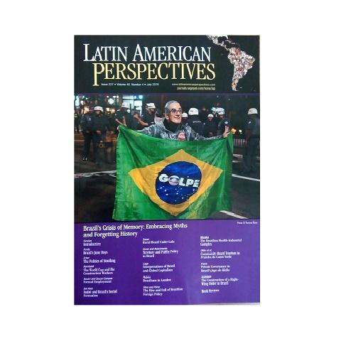 Latin American Perspectives. Vol. 46. Nº 4. Julio 2019.