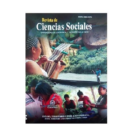 Revista de Ciencias Sociales. Nº 163 (I) 2019.