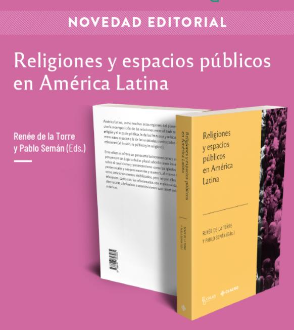 Religiones y espacios públicos en América Latina. CLACSO 2021