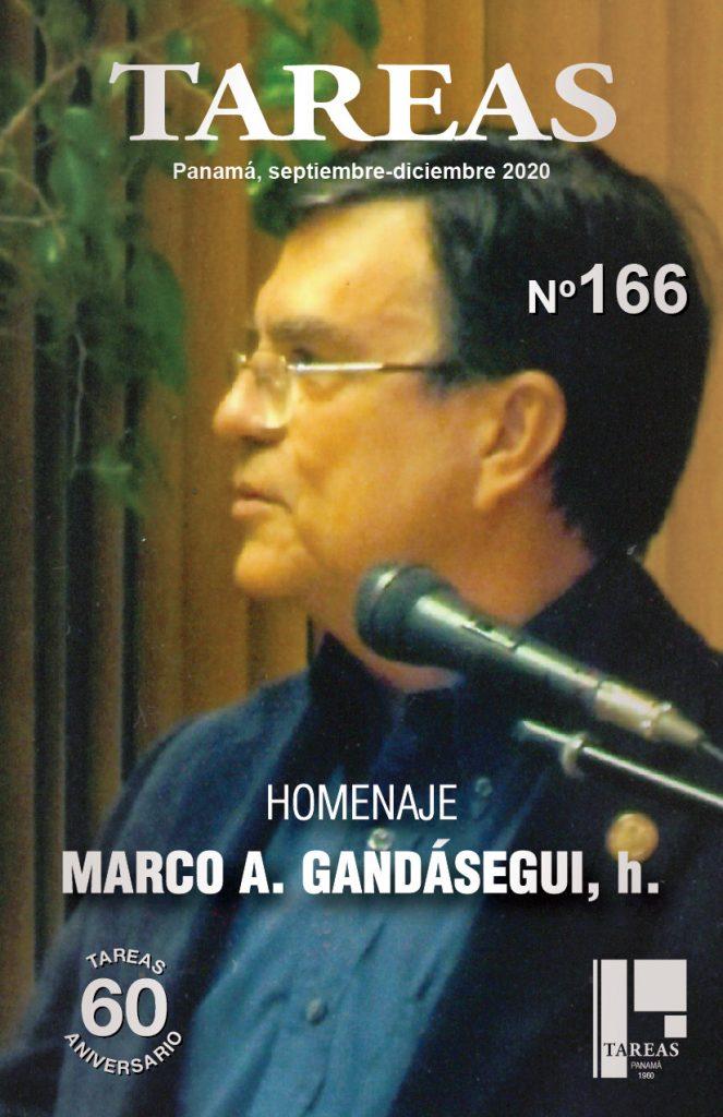 Homenaje a Marco A. Gandásegui, h. Nº 166-Septiembre-diciembre 2020
